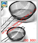Factory!!!! Cheap!!!! stainless steel strainer, mesh strainer, mesh basket