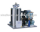 Ice flake machine unit