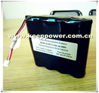 4s1p KeepPower NCR18650A 3100mah 14.8v li ion battery pack