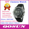 Removable Battery and memory card, hidden HD 1280*720 camera watch, pinhole camera