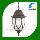 ZhongShan Traditional Indoor Pendant Light with Tempered Glass