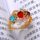 National handmade ring