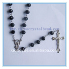 Fashion Jewelry Crystal Rondelle Beads Rosary