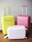 "Hardshell 20""/24""/28"" 3PCS ABS Trolley luggage"