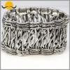 Charm Vintage Mesh Alloy Bracelet