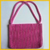 2012 trendy beaded handbag for decoration for ladies