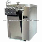 Ice cream Homogenizer+Dairy homogenizer+ice cream plant
