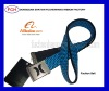Brand Logo Imprinted Ribbon Beaded Belts
