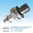 Fine machining adjusting bolt