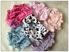 Minky Dot Diaper Cover /Minky Diaper Cover Bloomers/cloth diaper with ruffle