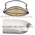 Down and Feather pillow(100% cotton fabric)