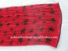 Wholesale Grizzly Synthetic Feather Hair Extension