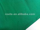 Colored(Green) cotton polyester denim fabric fashion