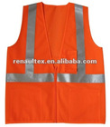 3M Reflective Tape HI VIS Safety Waistcoat