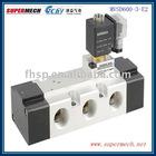 MSVD-600 Series Pneumatic solenoid valve DC 24V AC 110, 220 volt