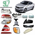 Car part car light car mirror car accessory car spare parts for KIA car