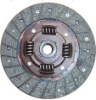The clutch disc