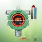Smart Toxic Gas Detector with alarm operation value 4-20mA