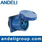 Flanged sockets 63A/125A