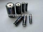 Sanxia PVC Shrink pack carbon battery Dry battery