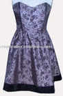 Ladies' 100%Polyester dress