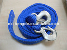 polyester truck tow ropes, ship towing rope