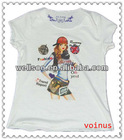 cotton lady t shirt