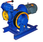 VVVF Traction Machine--320KG, elevator parts