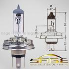 12V P45T H4 halogen bulb 55W