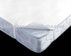 Micro Flannel Flat Mattress Protector Mattress Pad