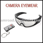 5.0M Remote Control Sunglasses Eyewear Camera DVR Recorder TF Card Storage FREE SHIPPING DROP SHIPPING