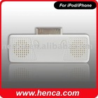 Hot Sell Mini Speaker for ipod,iphone