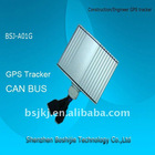 CAN BUS Vehicle GPS Tracker with fuel sensor