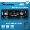 Multi-function car mp4 Player with USB/SD/Radio S3604