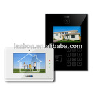alarm system with security camera