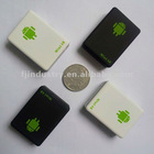 Gsm bug with SOS button 850/900/1800/1900MHz voice trigger gps Mini A8
