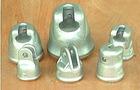insulation steel caps