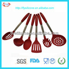 FDA&LFGB Approval Silicone Popular Kitchenware Products Set Of 6pcs