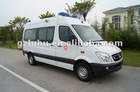 Sprinter 311 Advanced type Benz ambulance