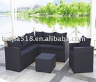 hot sales outdoor synthetic Rattan sofa Sets