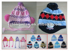 children caps stocklots - F0210B Kids winter Cap Stocks