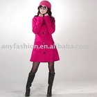 women's fashion wool coat AF102