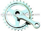 Bicycle chainwheel&CRANK