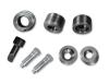 polished metal cnc machining hardware