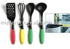 Kitchen utensil with hanger