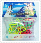 space personalized rubber wrist bands