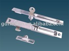Double sided sliding door lock with key for aluminium sliding doors S002 (N2003)