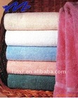 100%cotton Terry plain dyed face towel