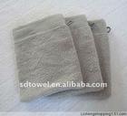 100% cotton bath sponge