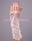 2013 newly designed wedding beaded glove